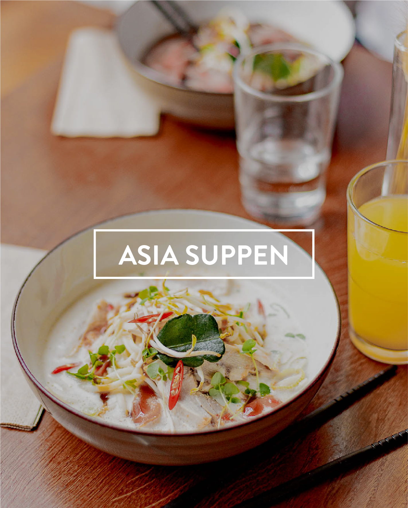 Asia Suppen